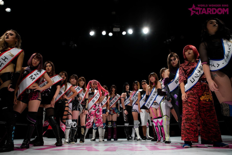 One of Stardom's biggest events of the year, the 5 Star Grand Prix.